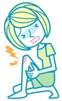 肘と膝の関節痛